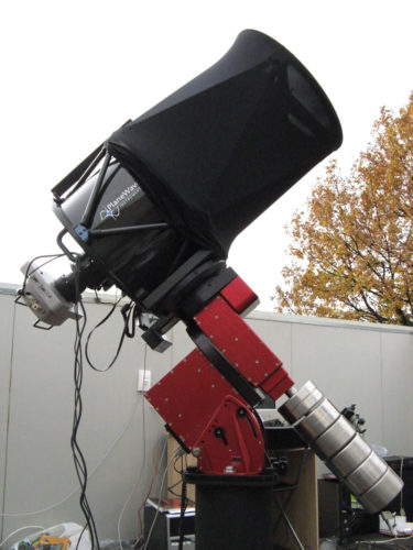 L' astrografo Corrected Dall-Kirkham Planevawe 17″-f/6.8 (432/2939 mm)
