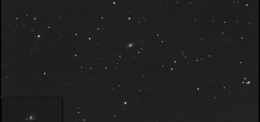 Possibile Supernova ASASSN-15kk in UGC 04883: un'immagine (5 giugno 2015)