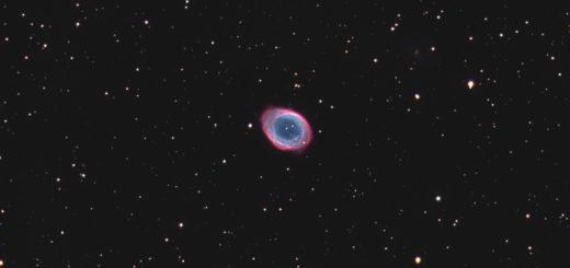 La nebulosa planetaria Messier 57