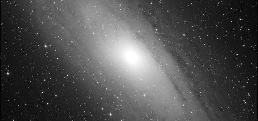 Messier 31 (Galassia di Andromeda), Messier 32 e Messier 110