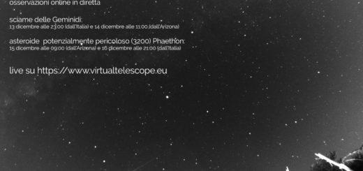 """Geminidi & Phaethon 2017"": poster"