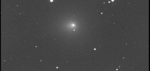 La cometa 46P/Wirtanen, ripresa il 7 novembre 2018